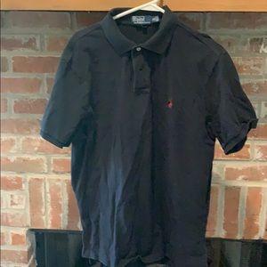 Polo Ralph Lauren XL black polo
